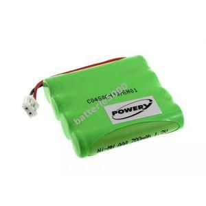 ÉCOUTE BÉBÉ Batterie pour Babyphone Philips modèle MT700D04...