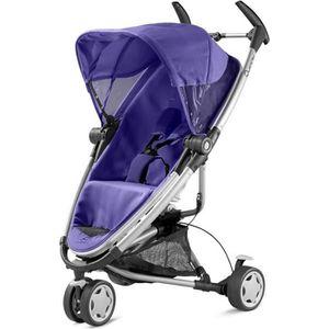 POUSSETTE  QUINNY Poussette Canne Zapp Xtra Purple Pace Viole