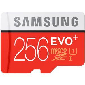 CARTE MÉMOIRE memoire_micro_SD_card Samsung EVO+ MB-MC256D 256 G