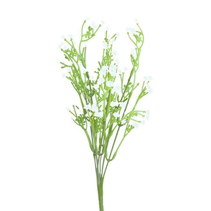 Fleur artificielle gypsophile fleur de soie mariage Party Home Decor-410