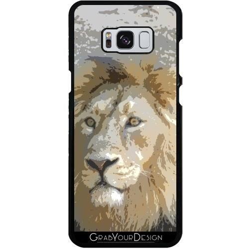 roi lion coque samsung s8