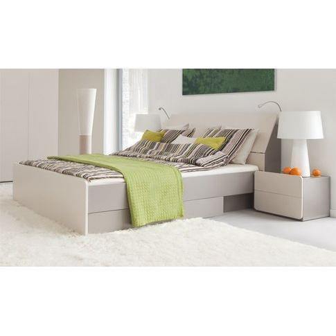 lit double 2pir b - 140 x 200 cm avec housse de… - achat / vente