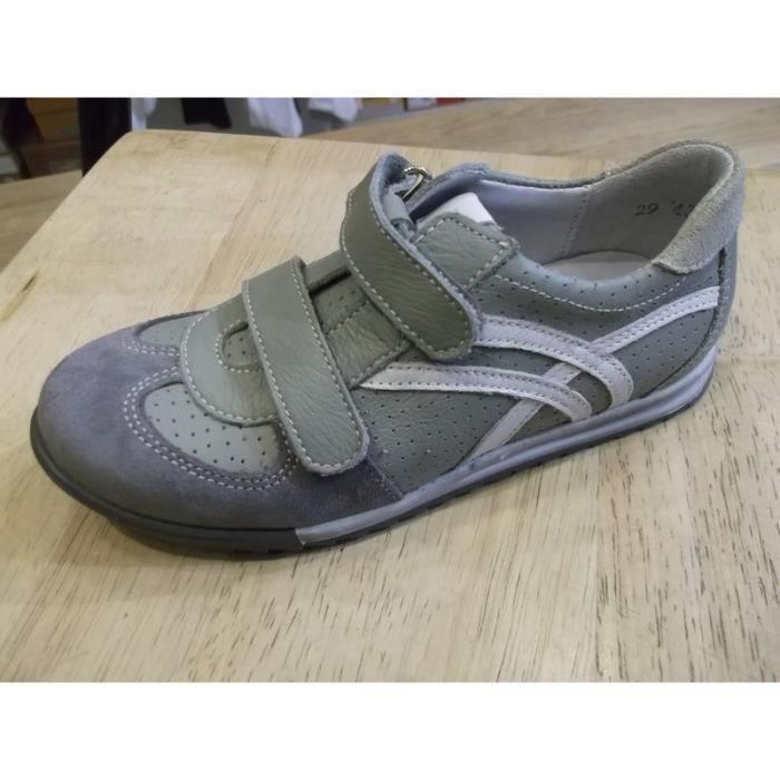 Chaussures enfants Baskets garçons Little Mary P29