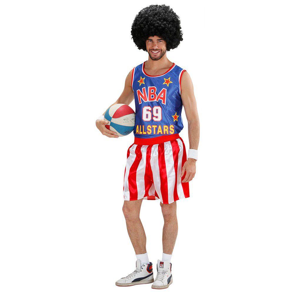 plus récent d04f4 6831c Déguisement basketteur NBA Taille : M