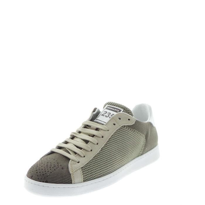 Brimarts Sneakers Homme Space Ivoire