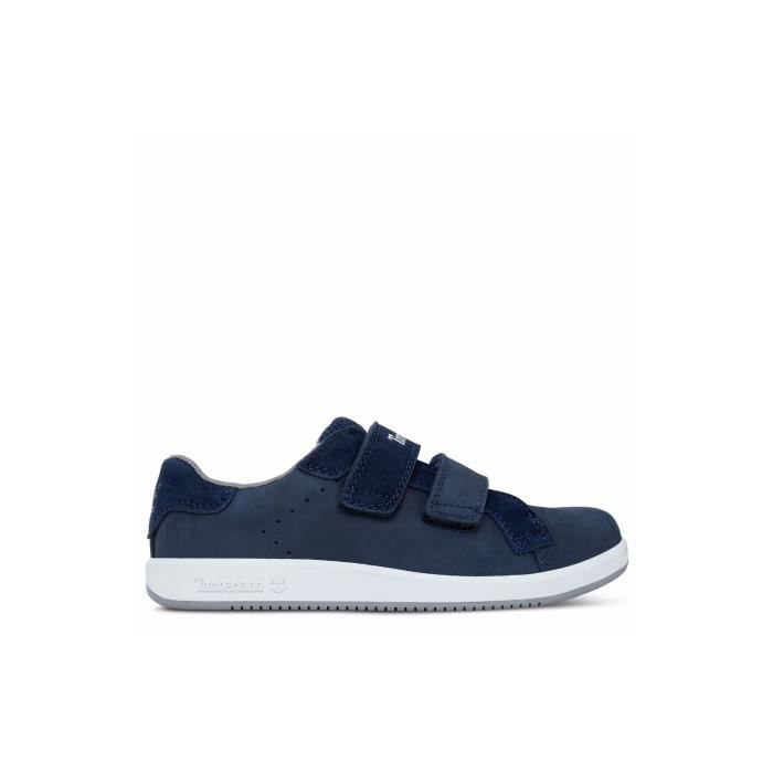 Baskets Courtside Hook-and-Loop Oxford bleues