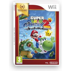 JEUX WII Super Mario Galaxy 2 Selects Jeu Wii