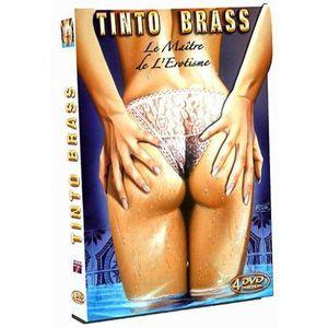 DVD FILM DVD Coffret Tinto Brass relief