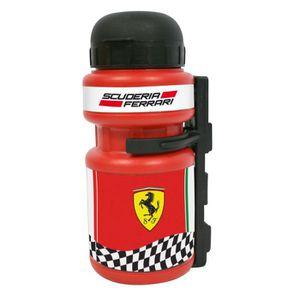 Bidon et Porte Bidon 300ml Ferrari