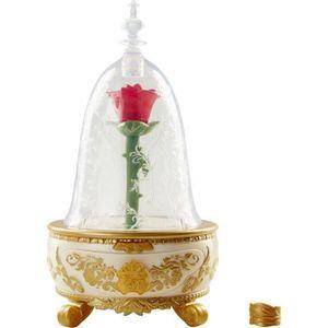 DISNEY PRINCESSES BELLE ET LA BETE Boîte A Bijoux - Musicale - Rose Enchantée