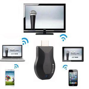 RÉCEPTEUR - DÉCODEUR   Sans fil Airplay iPush Miracast TV HDMI Dongle Aff
