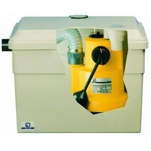 station de relevage ama-drainer box n ksb