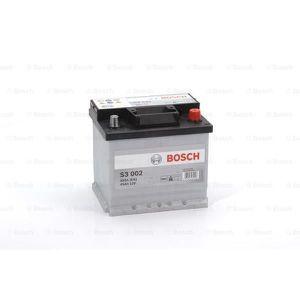 BATTERIE VÉHICULE BOSCH Batterie Auto S3002 45Ah 400A - + à droite