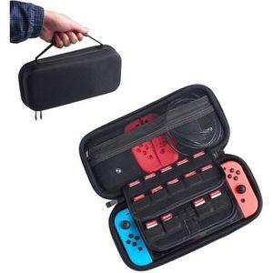 HOUSSE DE TRANSPORT INSTEN® Pour Nintendo Switch : Sacoche Étui Housse