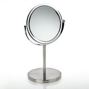 miroir grossissant sur pied achat vente miroir grossissant sur pied pas cher cdiscount. Black Bedroom Furniture Sets. Home Design Ideas