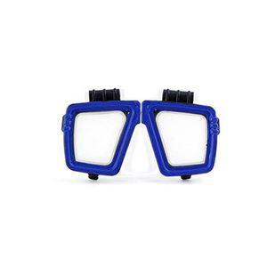 MASQUE DE PLONGÉE Boîte à lentilles de contact Masque de plongée