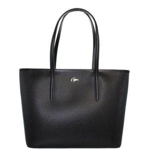 Sac Porte achat Main Lacoste En Femme Femme Noir Ligne vmn8wN0