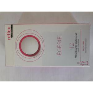 PRÉSERVATIF Reflex Egerie boite de 12 Préservatifs