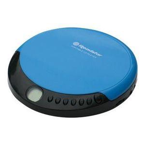 BALADEUR CD - CASSETTE ROADSTAR PCD-435/BL Baladeur CD - Bleu