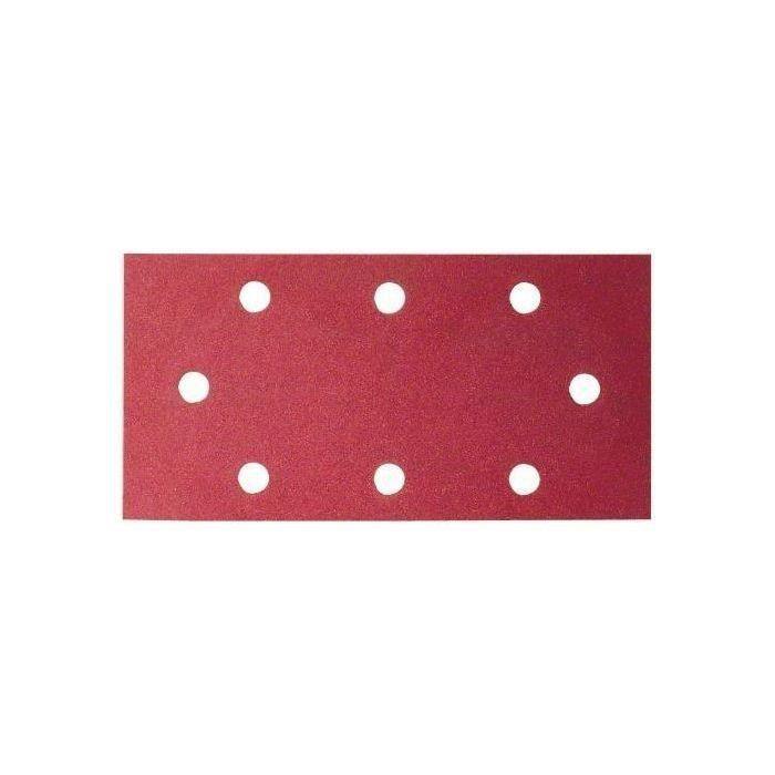 BOSCH Accessoires - abr. vibr. b&d auto -agrippant 93x230/g240/8trous