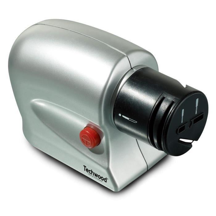 TECHWOOD TAC-28 Aiguiseur électrique - Gris