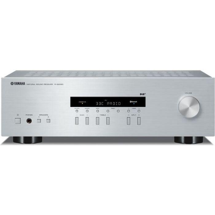 YAMAHA R-S202D Amplificateur Hifi - Argenté