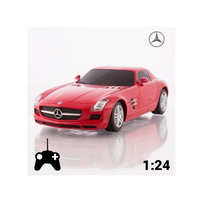 voiture telecommandee mercedes achat vente jeux et jouets pas chers. Black Bedroom Furniture Sets. Home Design Ideas