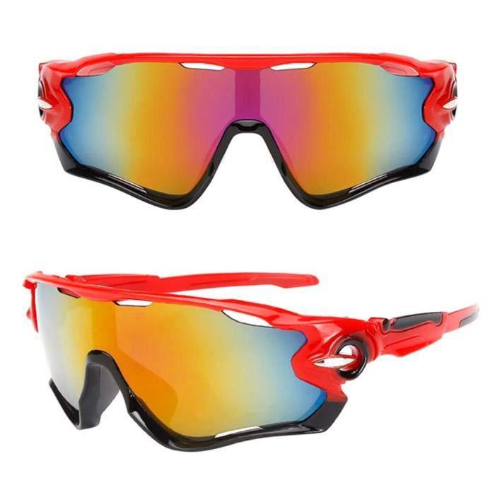 Mode Extérieur vélo lunettes de soleil polarisées populaire PAC3699015