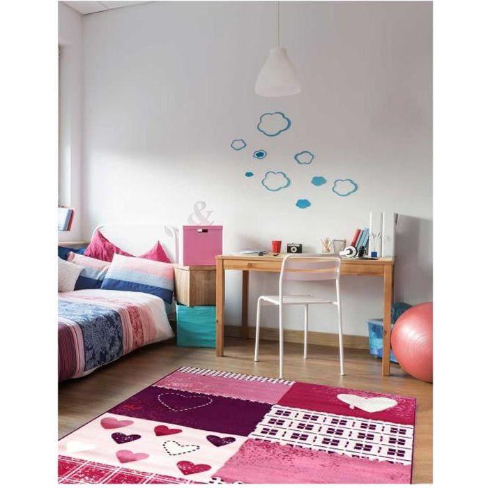 Grand Tapis Chambre Tapis Grand Tapis Chambre Enfant Alinea - Plinthe carrelage et tapis de chambre pour bebe