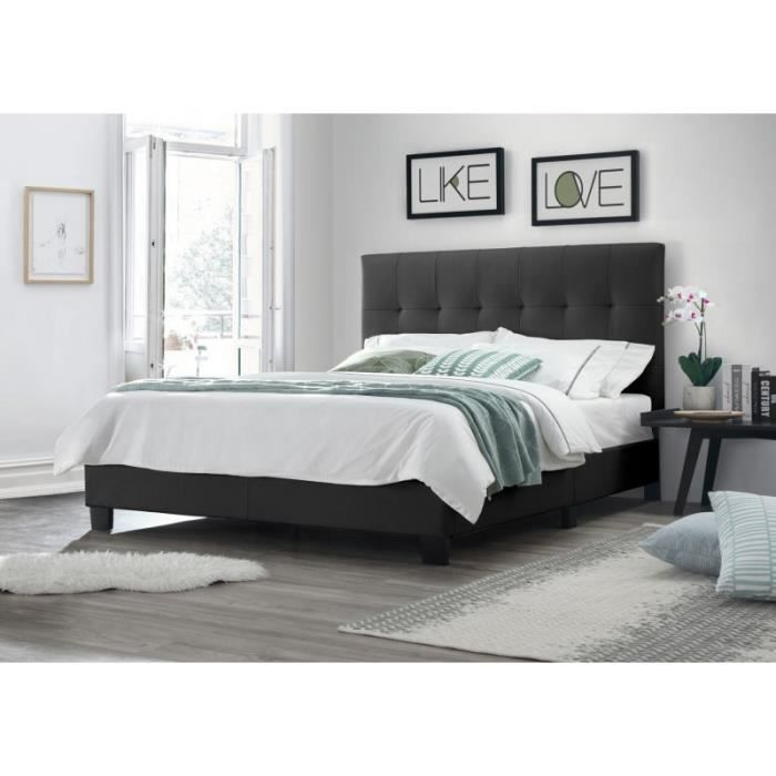 tete de lit sur pied