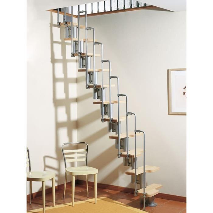 escalier gain de place karina - de chez fontanot largeur: 57cm