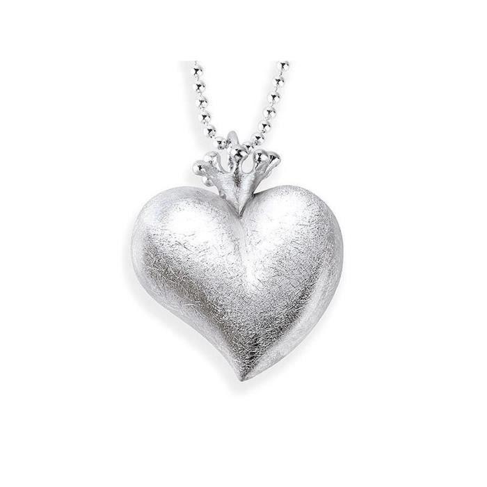 Heartbreaker - LD LP 34 RM - Collier Femme - Argent 925-1000
