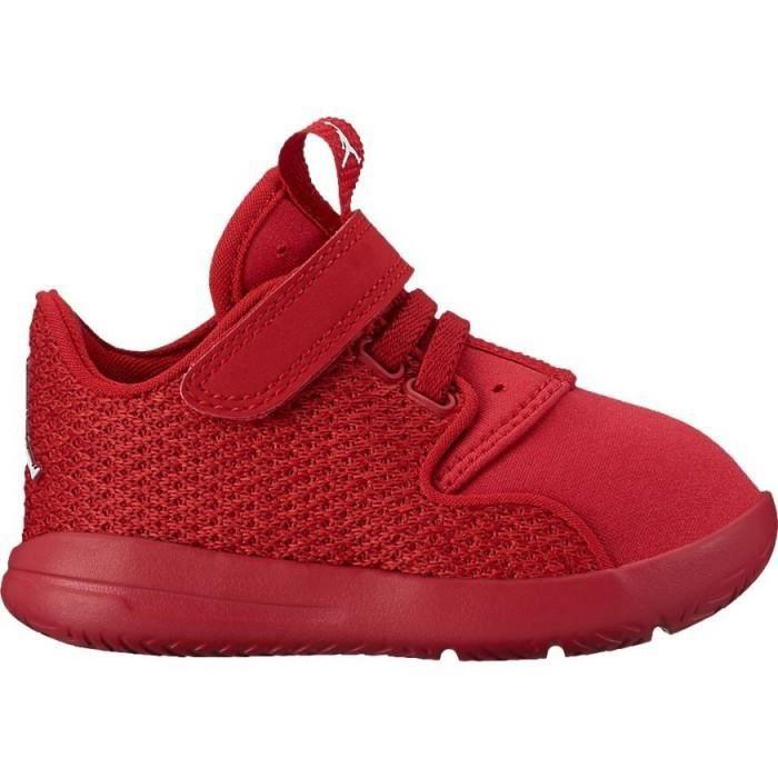 en soldes a8702 e6b01 Chaussure de Basketball Jordan Eclipse BT rouge pour bébé à ...