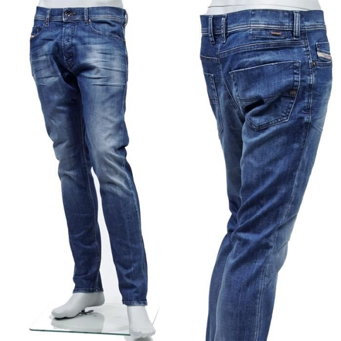 b849d5d16e533 Jeans diesel homme tepphar - Achat / Vente pas cher