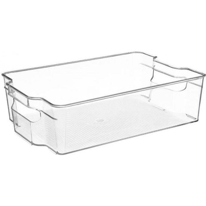 bac de rangement congelateur achat vente bac de rangement congelateur pas cher cdiscount. Black Bedroom Furniture Sets. Home Design Ideas