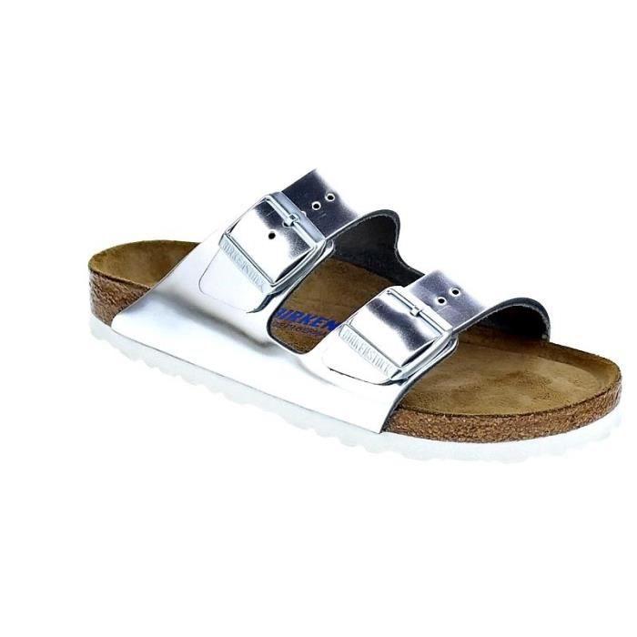 Chaussures Birkenstock Femme Sandales modèle Arizona Bf