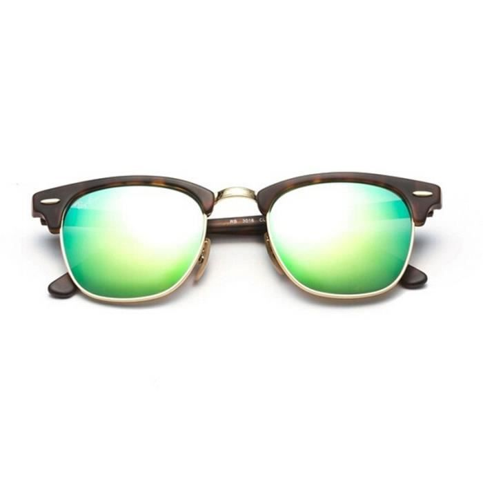 ... 1145 19 de Lunettes RAY soleil CLUBMASTER BAN RB3016 51mm nSw80x4 ... d8331c18a4db