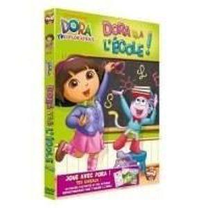 DVD DESSIN ANIMÉ DVD Dora va à l'ecole