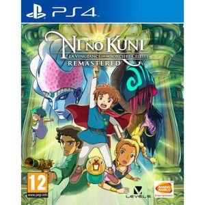 JEU PS4 Ni no Kuni : La Vengeance de la Sorcière Céleste R