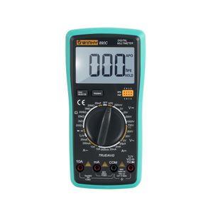 MULTIMÈTRE Multimètre Digital Numérique 890C Outil Appareil D