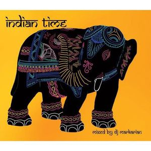 CD TECHNO - ELECTRO Indian Time - Indian Time