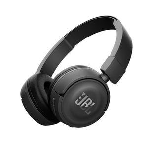 CASQUE - ÉCOUTEURS JBL T450BT Casque supra-auriculaire Bluetooth Noir