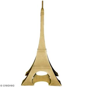 Support à décorer Tour Eiffel géante à décorer - 158 cm Support à dé