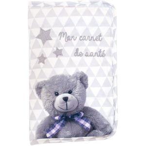 PROTÈGE CARNET SANTÉ DOMIVA Protège carnet de santé Little Bear