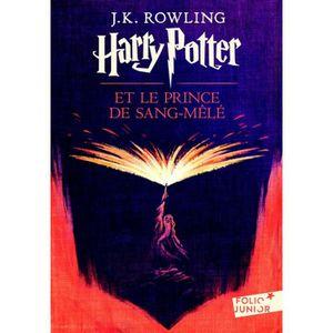 Livre 9 -12 ANS Harry Potter et le Prince de Sang-Mêlé