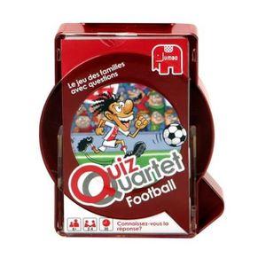 QUESTIONS - REPONSES Quiz Quartet - Football