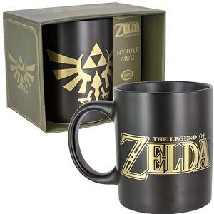 BOL - MUG - MAZAGRAN Mug Zelda : Logo Hyrule - 300 ml