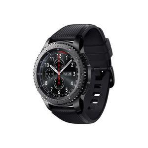 MONTRE CONNECTÉE Samsung Gear S3 Frontier 46 mm noir montre intelli