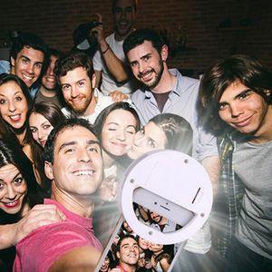 FLASH Photographie Lumière selfie LED Light Up Ring Flas