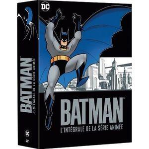DVD DESSIN ANIMÉ Coffret de dessin animé intégral Batman - En DVD
